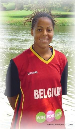 8. Kathy Wambe