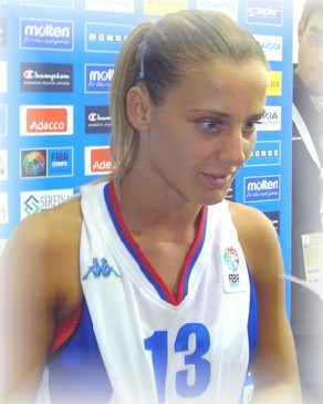 Milica Dabovic: 'si heureuse de battre la Russie'