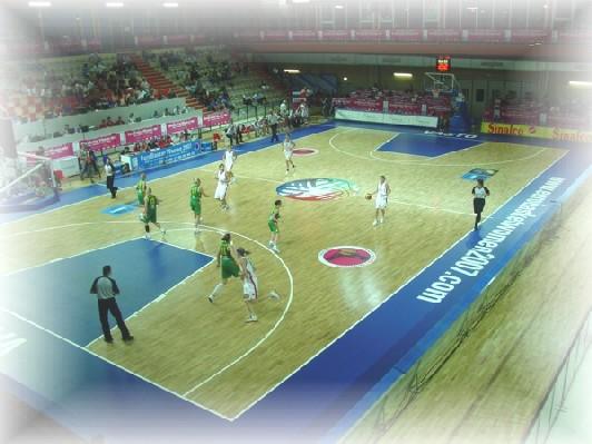 Les Européens se disputaient les dernières places (pré)olympiques (photo: Basketfeminin.com/Serge Kovaleni)