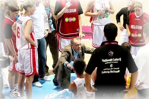 Se reconcentrer pour affronter les Tchèques et rejoindre la Lituanie pour la 5e place (photo: Ann Dee)