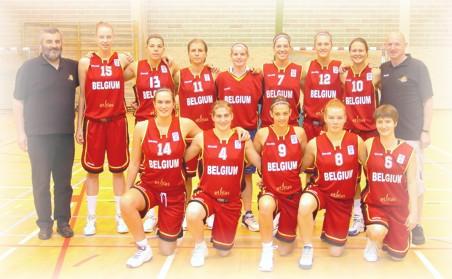 Belgium U20 - Euro-2008