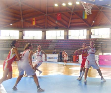 Victoire bélarusse en ouverture du groupe D à Sulmona