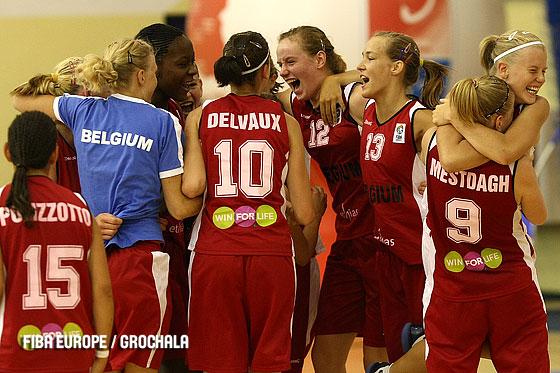 Tout ce qui vient pour les Belges est désormais un gros bonus (photo: FIBAEurope.com/Grochala)