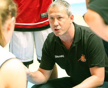 Etienne Louvrier, des sentiments mitigés, les Belges veulent mettre la barre plus haut ! (Photo: FIBAEurope.com)