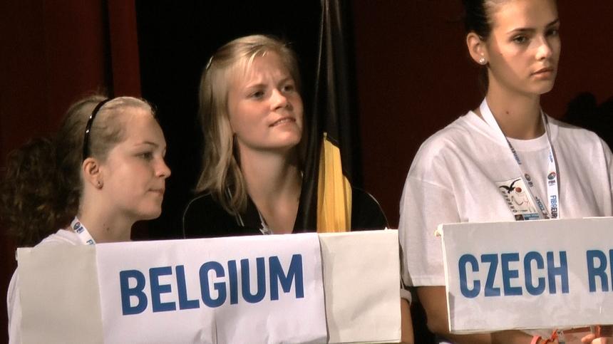 La Belgique ouvre contre l'Ukraine