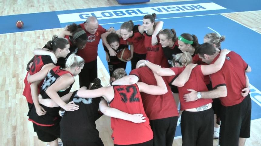 The Final ! Belgium U18 / France (live 19h00)