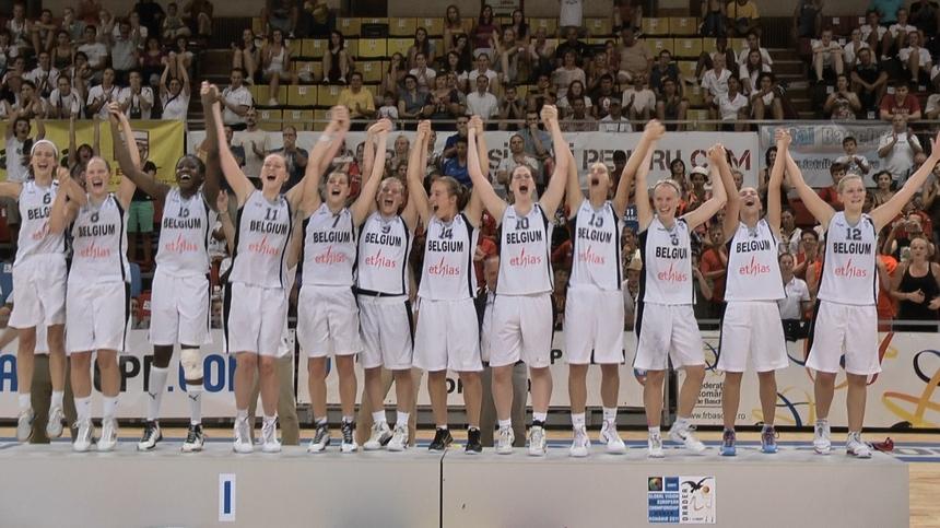 Sur une autre planète ! Elles sont championnes d'Europe !