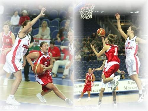 Marjorie Carpréaux - Sara Leemans (Fiba.com/Basketfeminin.com)