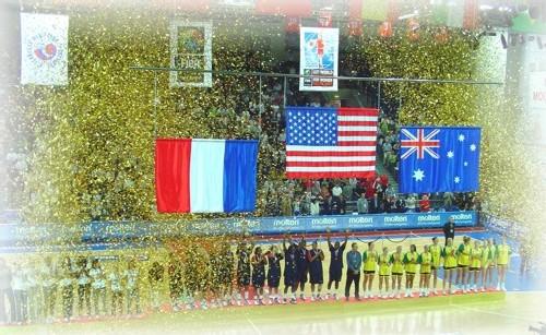 Les Etats-Unis championnes du monde