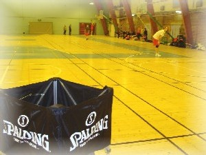La salle d'entraînement de Spa