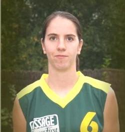 Ilse Van den Vonder, Belgian Player of the Year