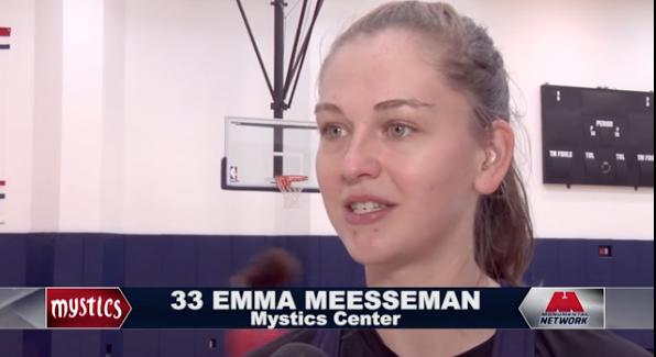 Une nouvelle enceinte pour Washington Mystics à l'horizon 2018