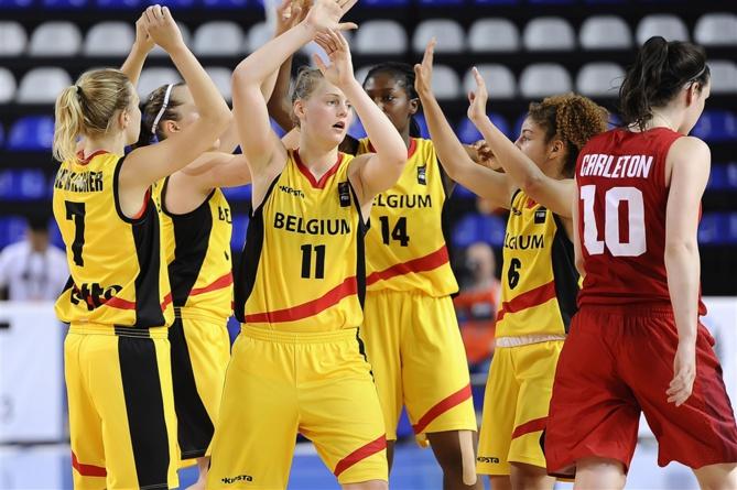 Nouvelle victoire pour les Belges (photo: FIBA.com)