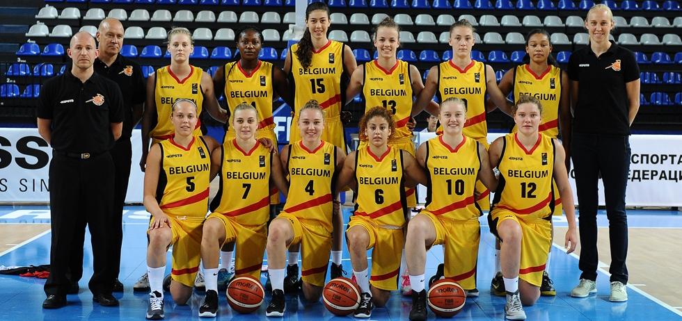 La Belgique, 6e du championnat du monde U19