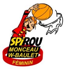 Spirou Monceau Baulet Féminin 2016/2017