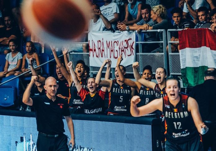 Tout avait commencé à Sopron en 2005, 12 ans de travail et de persévérance pour un 'Super Summer' 2017 (photo: FIBA.com)