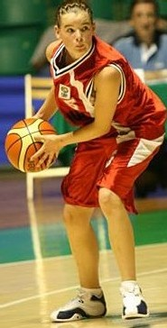 Shana Van den Berghe (Fibaeurope.com)