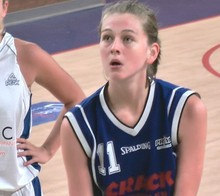 Emma Meesseman, Rookie of the Year 2010