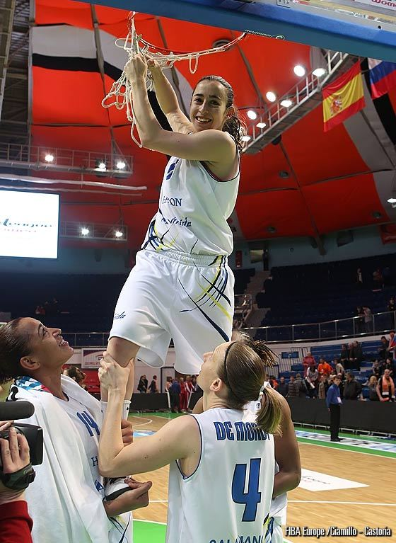 Silvia Dominguez (photo: FIBA Europe/Ciamilo-Castoria)