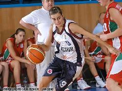 Kim Snauwaert, belle révélation (FIBAEurope.com/Fleischer-Jarosik)