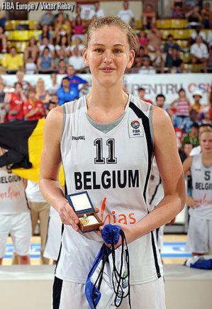 Ici le trophée de MVP de l'Euro U18, encore un autre mercredi (photo: FIBA Europe/Viktor Rebay)