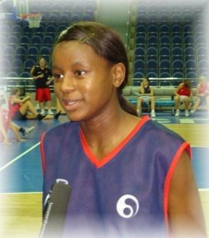 Trois quart-temps avec Noémie Mayombo