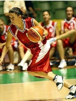 Melissa Bellinck (photo: FIBAEurope.com)