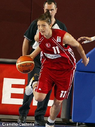 Yilmaz a reçu le plus de votes internet (photo: FIBA Europe.com)