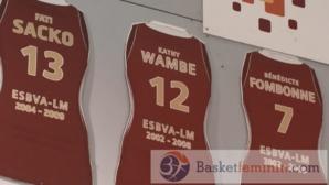 Kathy Wambe de retour en Belgique, au Belfius Namur Capitale