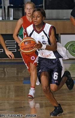 Noémie Mayombo (FIBAEurope/Fleischer-Jarosik)