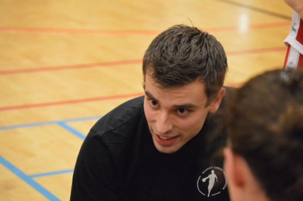 Robbie Craps nouveau head coach à Basket Willebroek (photo: bgwillebroek.be)
