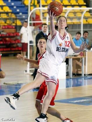 Fanny Tirtiaux (photo: Castoria/FIBAEurope)