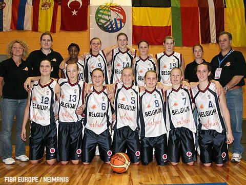 Belgium U16 (FIBAEurope/Neimanis)