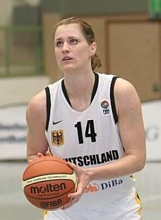 Martina Weber à rejoint le groupe (www.basketball-bund.de)