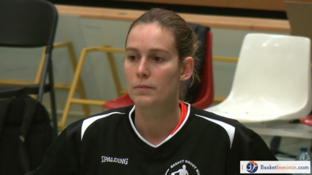 Eveline Decroos (Basket Willebroek) raccroche