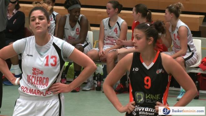 """Ines Beaurang (9) reste fidèle à """"son"""" club"""