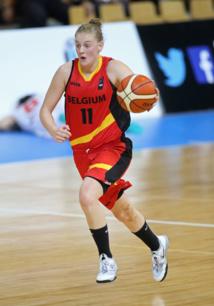 Les Belges ont du courir après la Tchéquie (Photo: FIBA/Ales Fevzer)