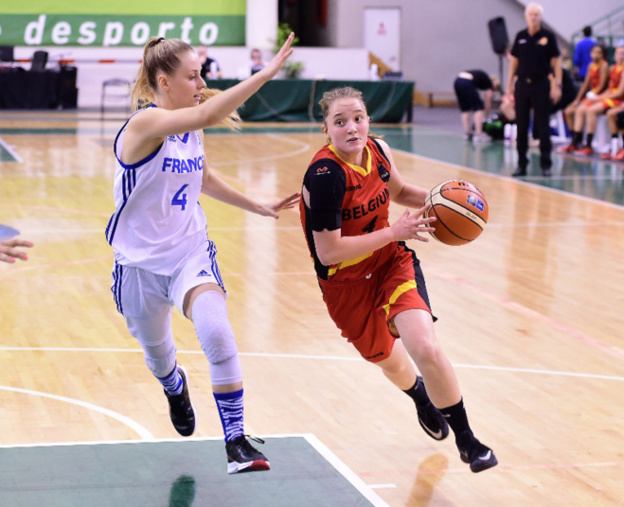 Charlotte Borlée (photo: FIBA Europe.com/Viktor Rebay)