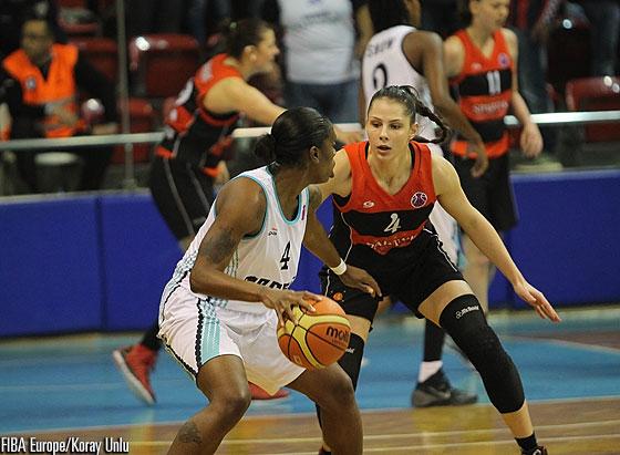 Donneka Hodges-Lewis (photo: FIBA Europe/Korad Unlu)