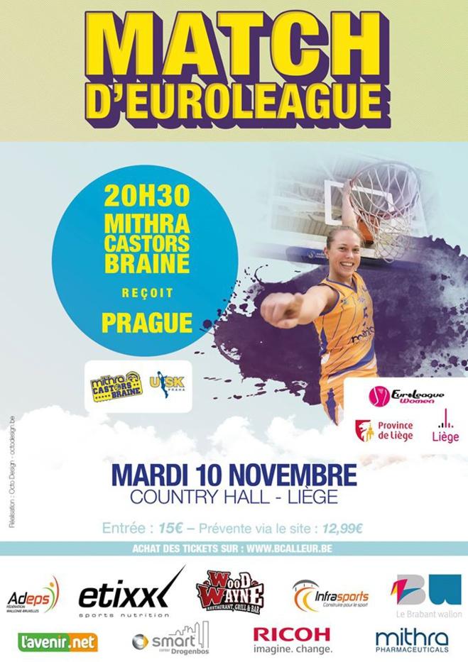 Euroleague - Les yeux dans les yeux avec Ekaterinburg !