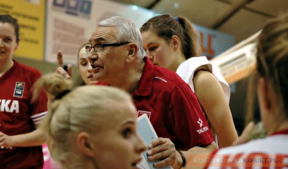 Teodor Mollov, le coach bulgare de la sélection polonaise (photo: koszykowkakobiet.pl)
