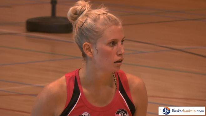 Charlotte Ippersiel reste à Liège Panthers