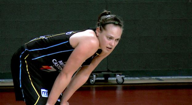 Julie Allemand, joueuse de l'année, draftée en WNBA