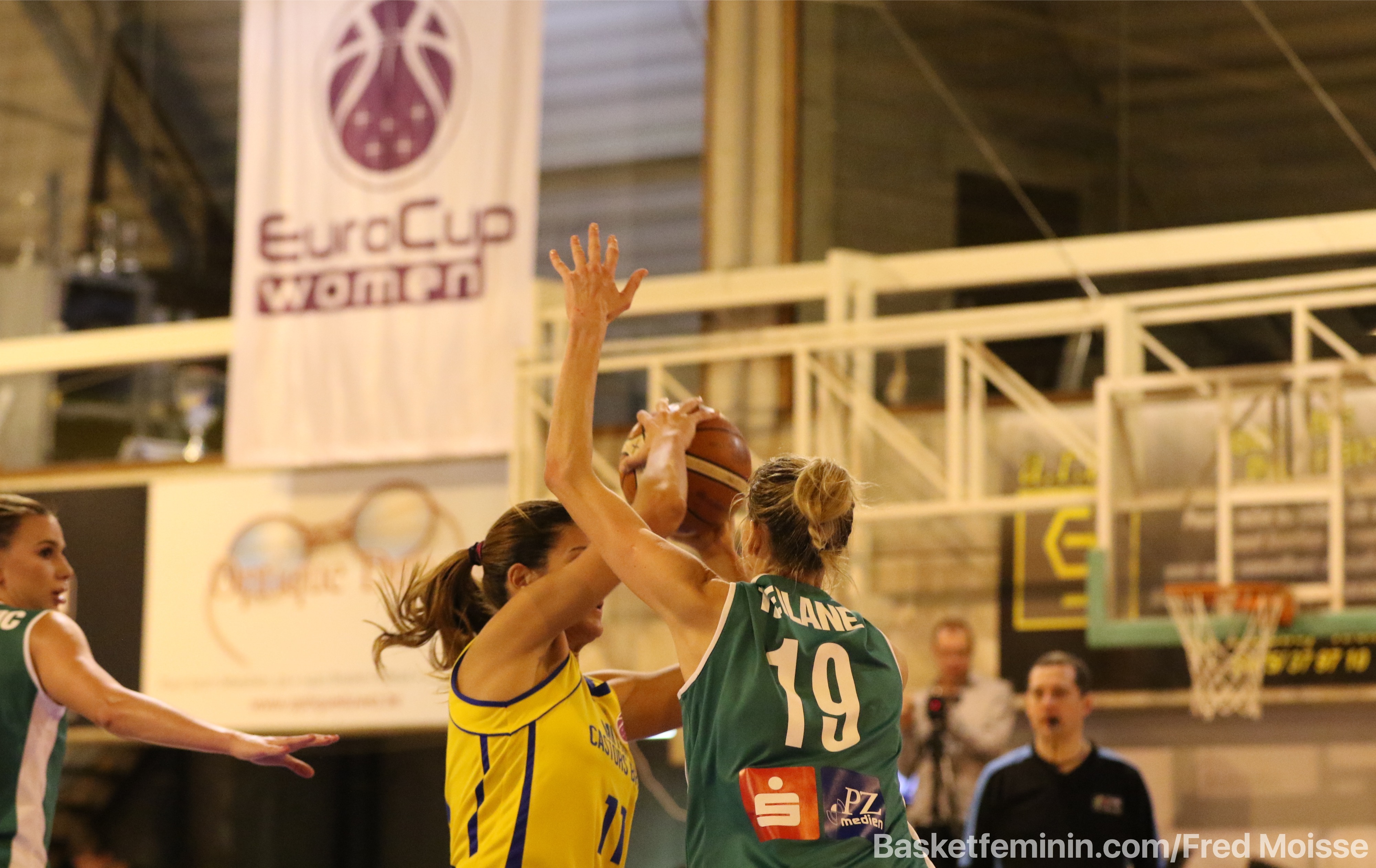 TV - Livestream - Rutrönik Stars Keltern (All) vs Mithra Castors Braine
