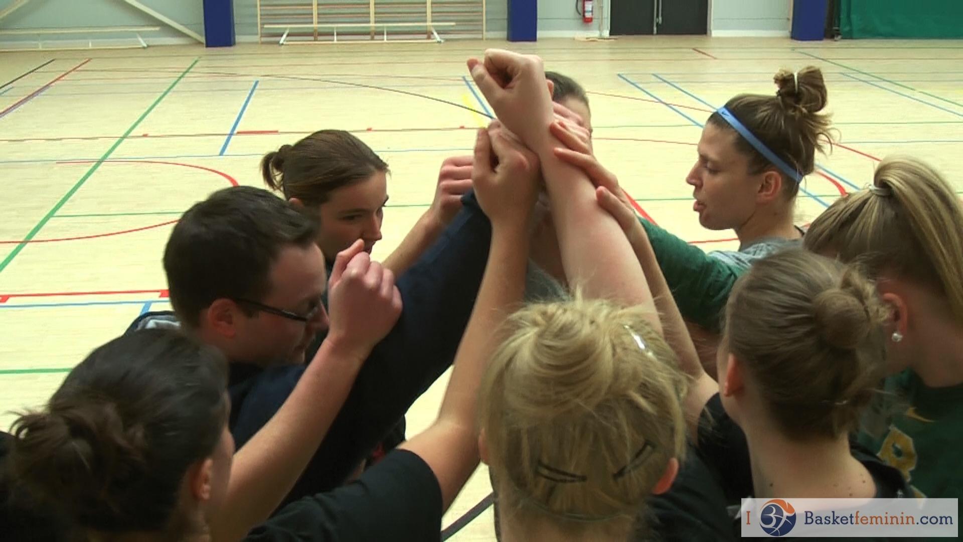 TV - Le Rebond Ottignies sous les projecteurs en Coupe de Belgique mercredi soir