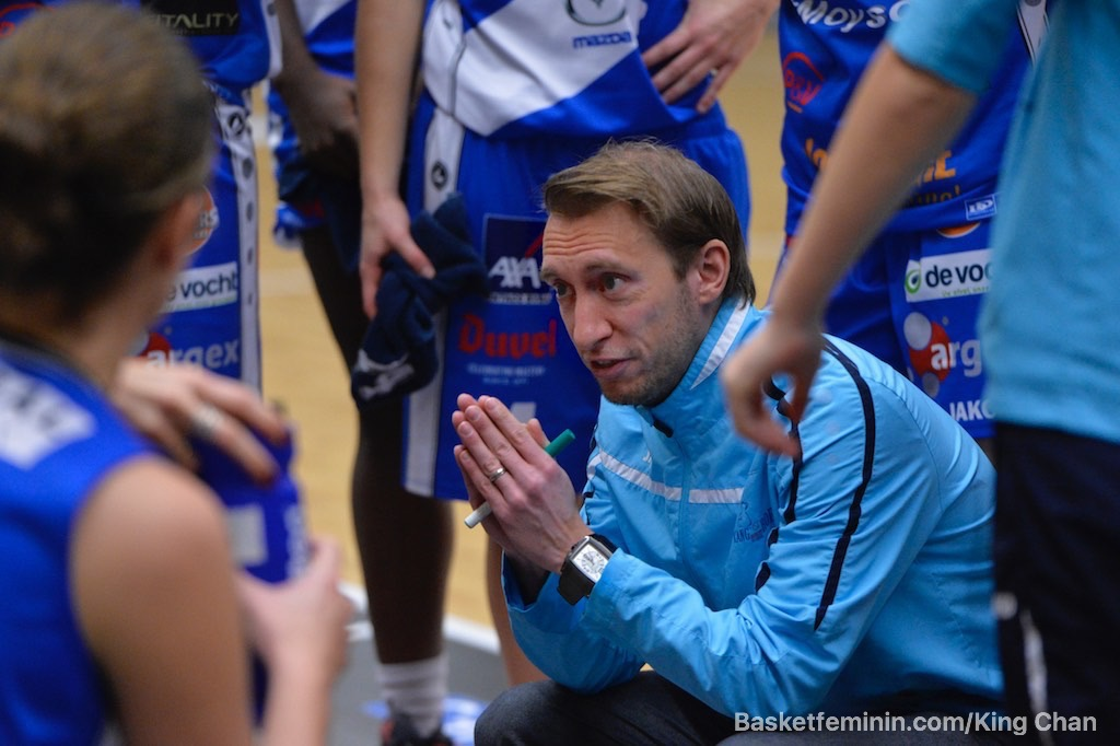 Les échéances arrivent pour Kangoeroes Willebroek (photo: King Chan)