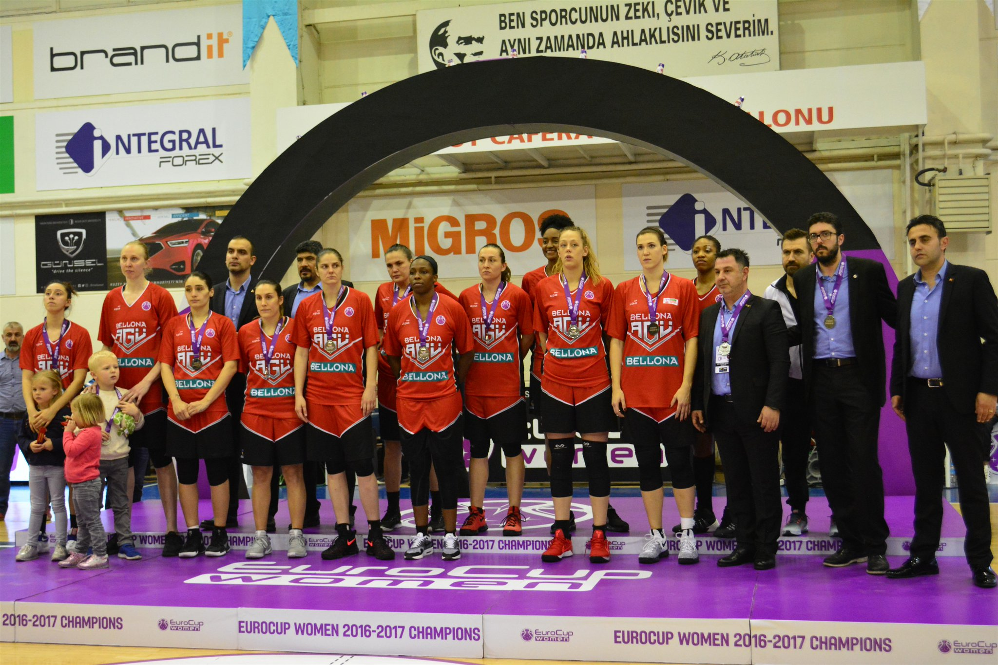 Agü Spor battu en finale (Photo: FIBA.com)