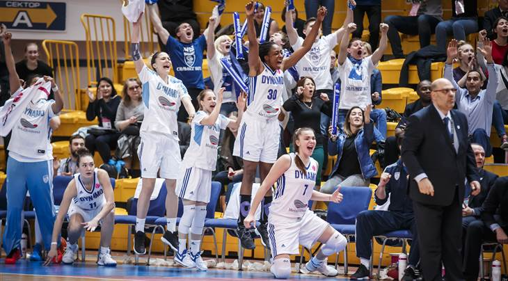 Dynamo Kursk (photo: FIBA.com)