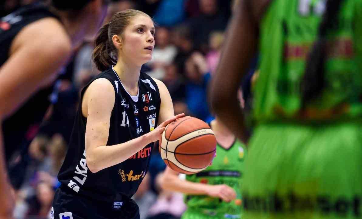 Josefin Vesterberg, un nouveau visage à Namur (photo: aftonbladet.se)