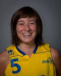 Une étudiante espagnole à Upkot Sparta Laarne, Ance Aizsila passe à Waregem